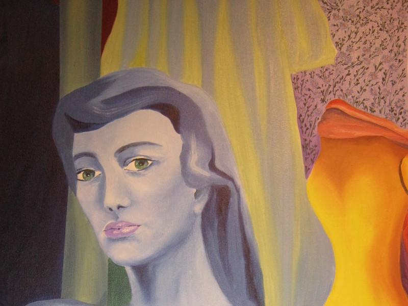 Ksenia Milicevic, musée de Saint-Frajou