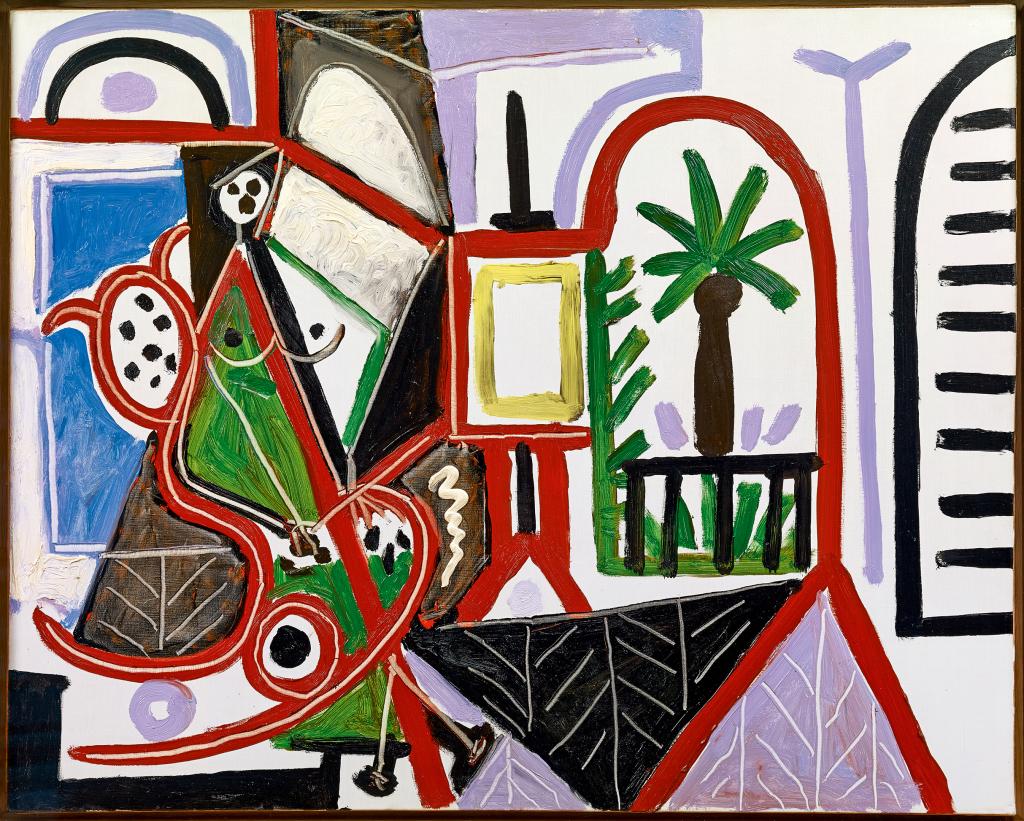 La Californie, Pablo Picasso, 1956