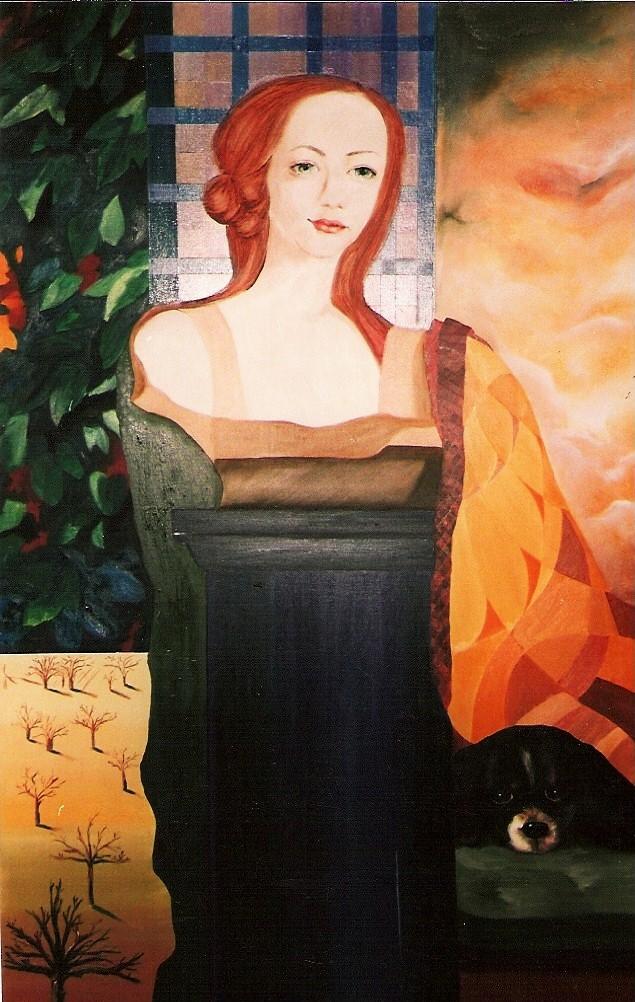 La sorcière de minuit, Ksenia Milicevic, musée de Saint Frajou
