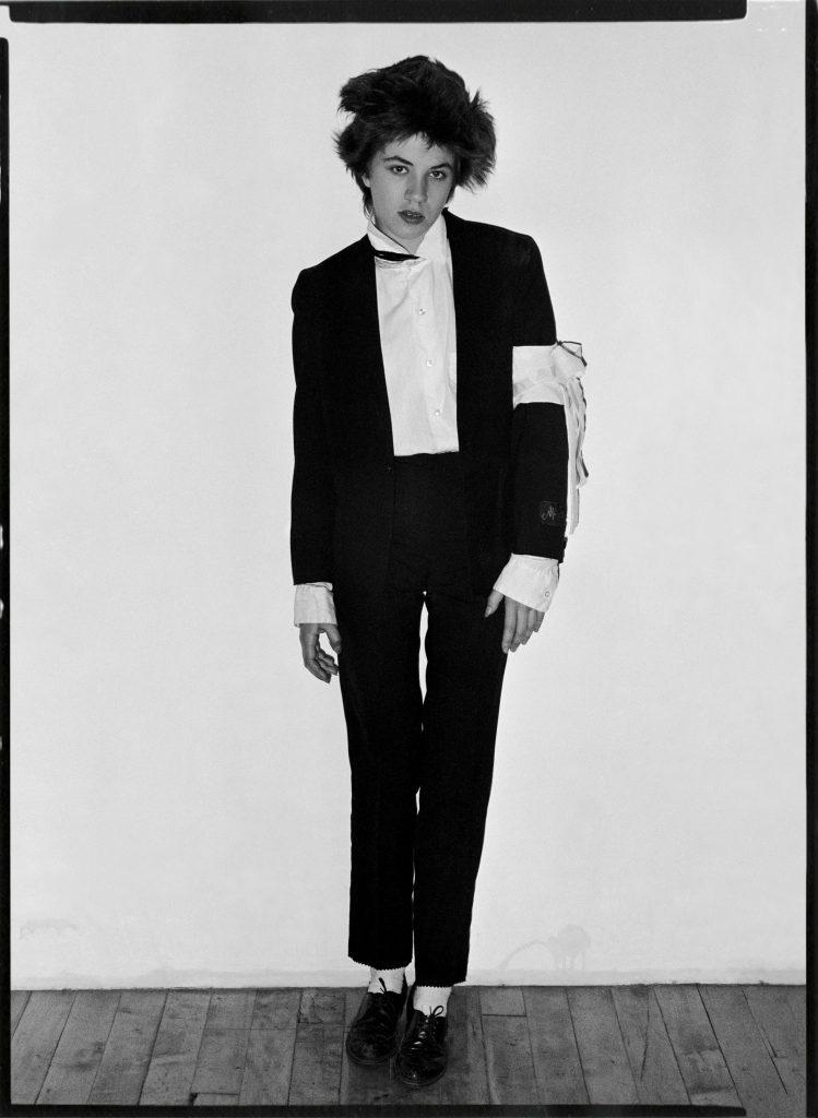 Lizzy Mercier Descloux, 1977