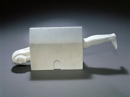 Louise Bourgeois Femme Maison, 1994