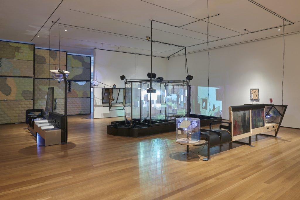 Neil Beloufa, The Colonies, MoMA New York
