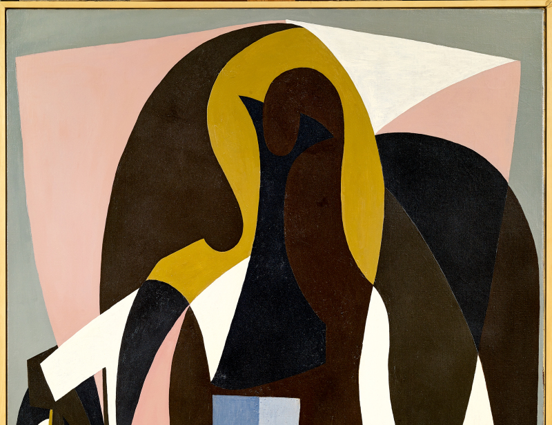 Portrait de femme, Pablo Picasso, 1920