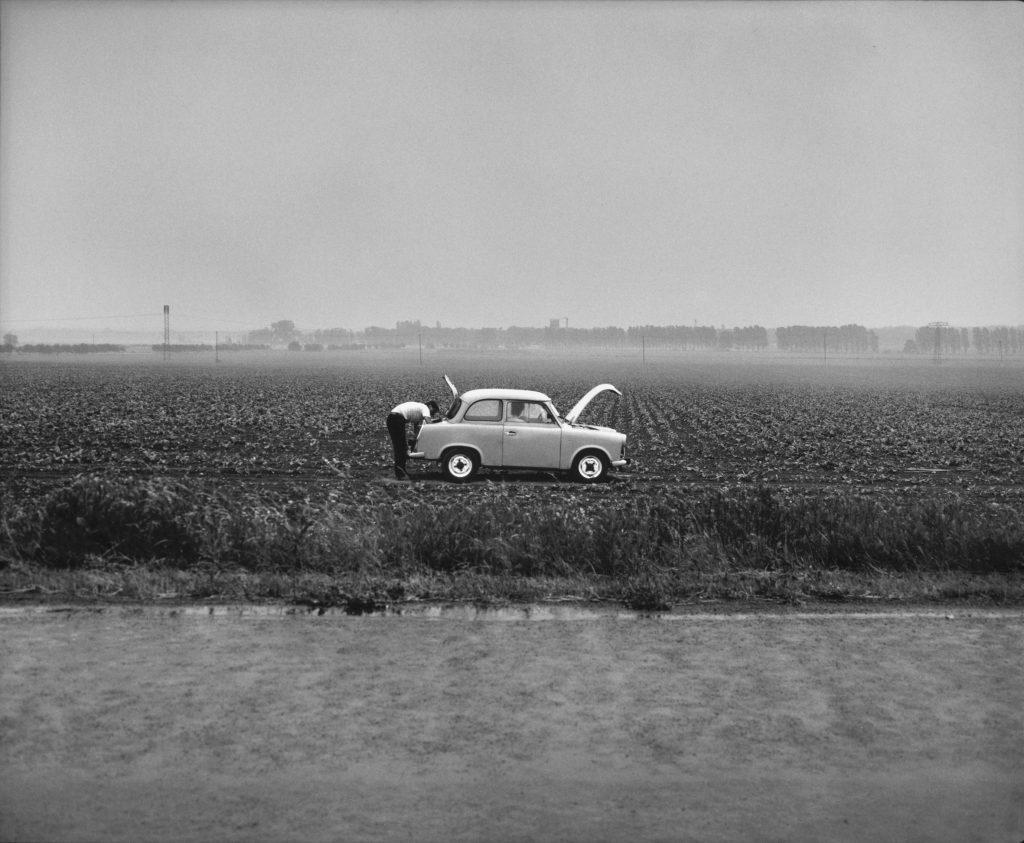 Raymond Depardon, Allemagne -ex-RDA), 1990