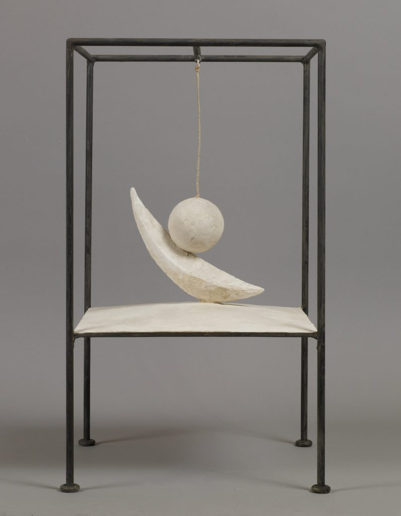 Suspended Ball, 1930-1931