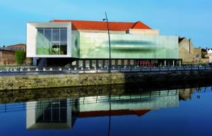 Cité de la dentelle et de la mode, calais, expo in the city, journées européennes du patrimoine, JEP