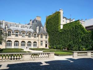 Hôtel de Sully, Paris, expo in the city, journées européennes du patrimoine, JEP 2017