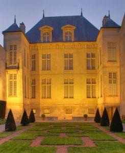 Hôtel Donon, musée Cognacq-Jay, expo in the city, paris, journées européennes du patrimoine, JEP 2017