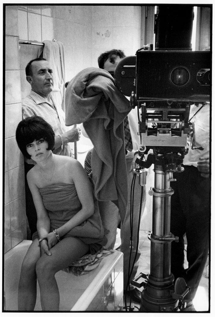 ean-Luc Godard, Brigitte Bardot,1963