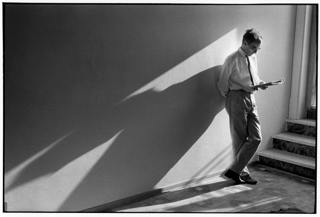 Jean-Luc Godard, 1963