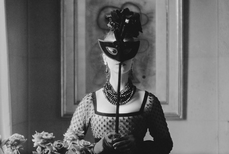 Dior Mask, St Laurent, Mark Shaw, Galerie MR14