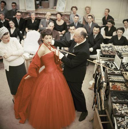 Christian Dior, Mark Shaw, Galerie MR14