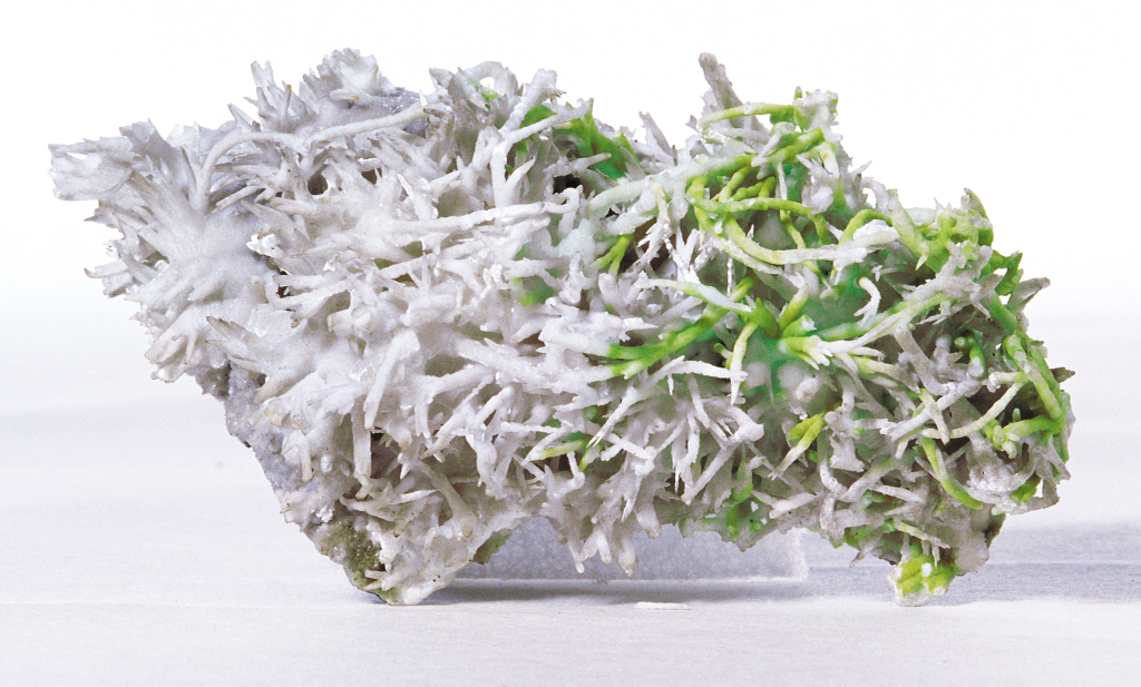 minéralogie aragonite coraloïde