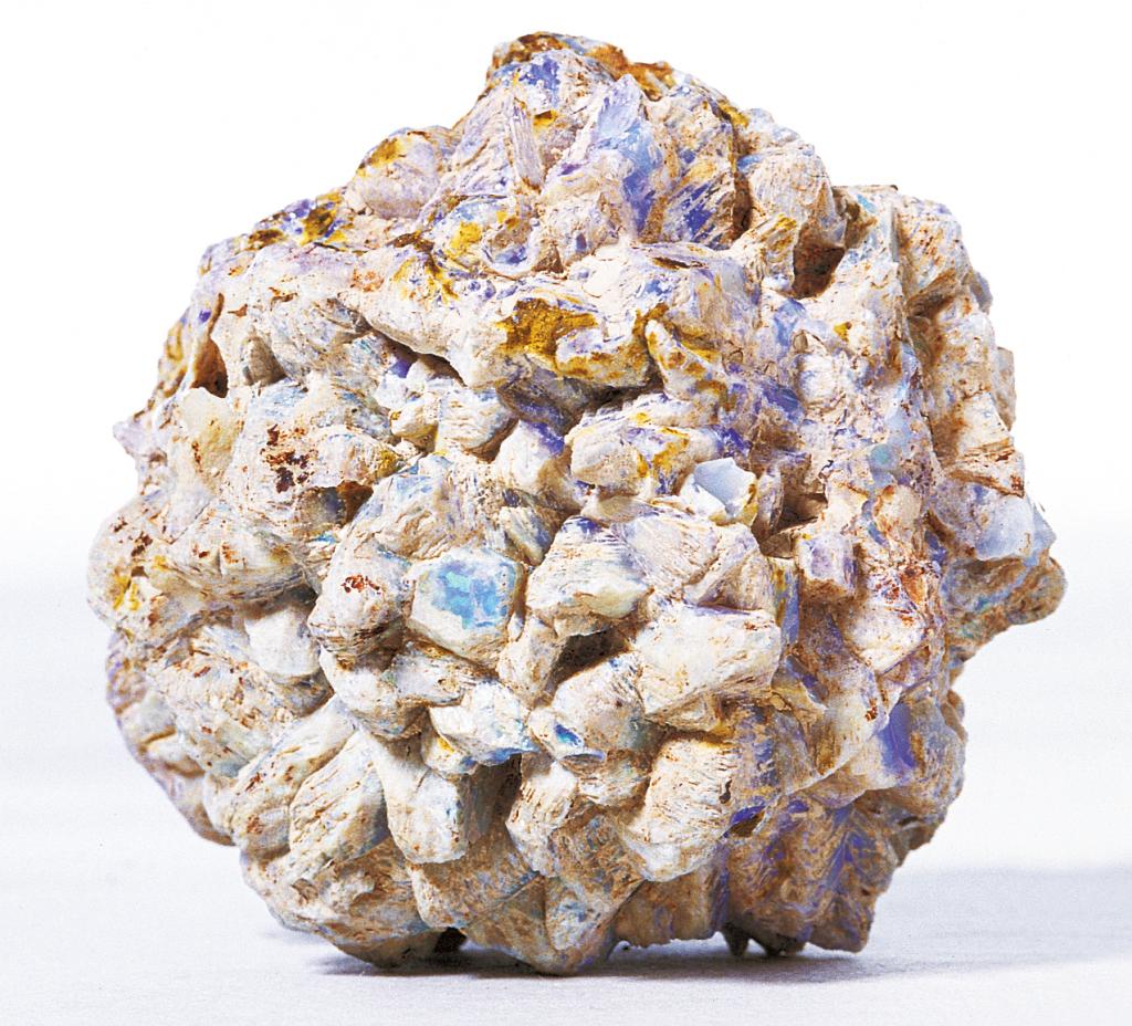minéralogie - opale