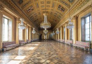 Palais de Compiègne, journées européennes du patrimoine, JEP, expo in the city, © B. Beucher