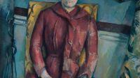 Cézanne, Madame Cézanne au fauteuil jaune, New-York