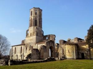 Abbaye de la Sauve-Majeure - Journées Européennes du Patrimoine 2017