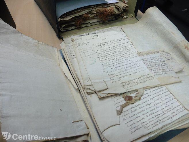 Archives départementales de l'Yonne à Auxerre - Journées Européennes du Patrimoine 2017
