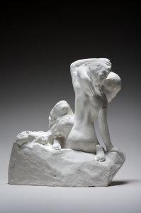 Auguste Rodin, Bacchantes s'enlaçant, analyse, Monet Collectionneur, Musée Marmottan-Monet, expo in the city