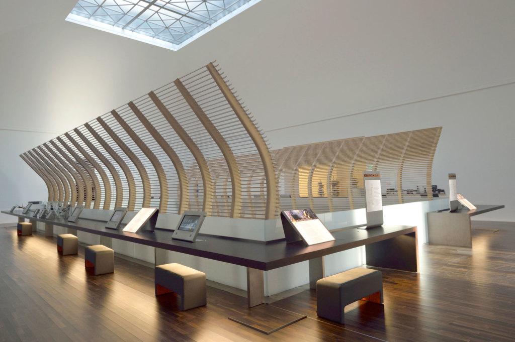 Balcon des sciences, Exposition permanente, Musée de l'Homme