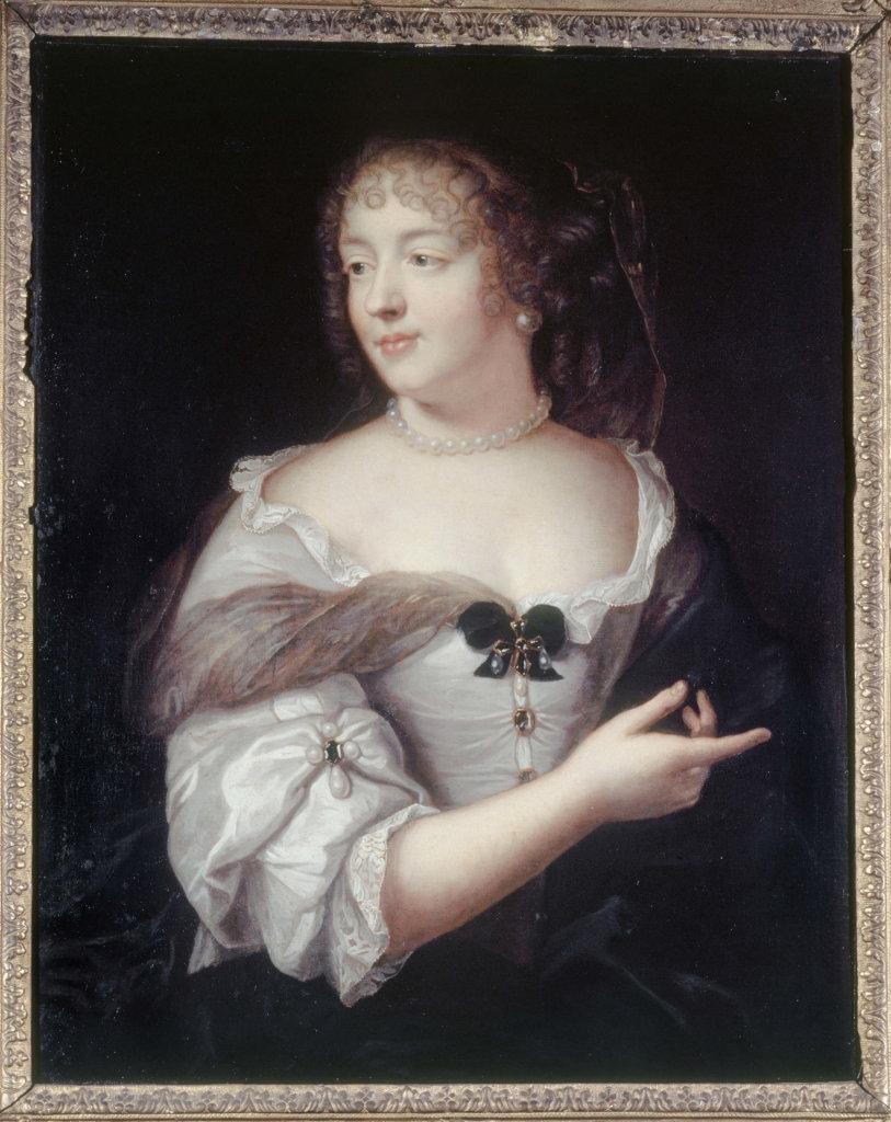 C. Lefèbvre, La marquise de Sévigné, vers 1665 - Exposition Madame de Sévigné, épistolière du Grand Siècle au Château de Grignan