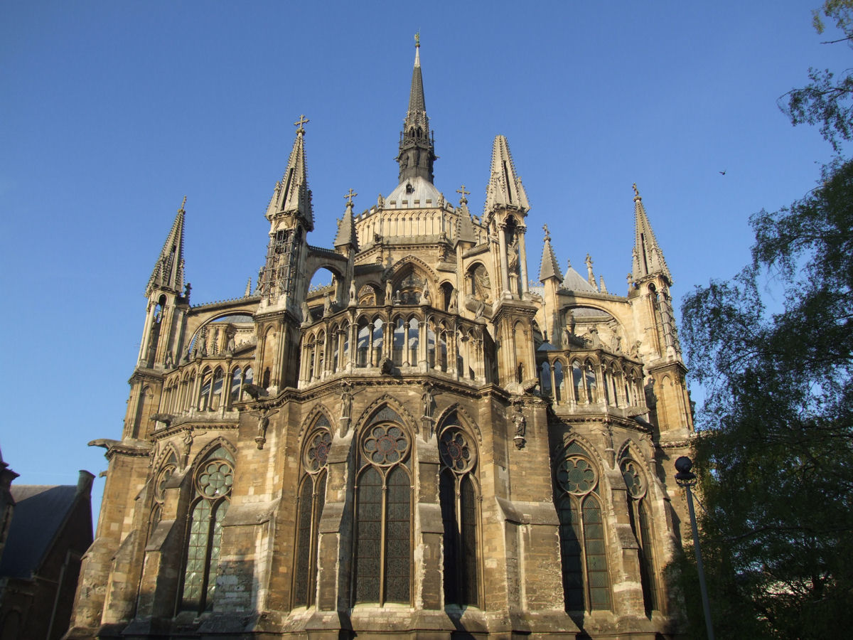 Cathédrale Notre-Dame de Reims - Journées européennes du patrimoine 2017