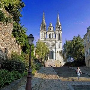 Cathédrale Saint-Meurice, journées européennes du patrimoine, JEP, Angers, expo in the city