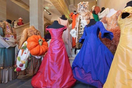 Centre National du Costume de Scène de Moulins - Journées Européennes du Patrimoine 2017