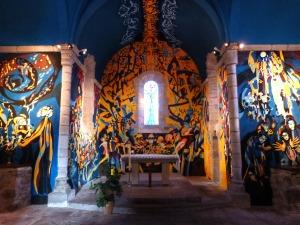 Eglise de Sous-Parsat - Journées Européennes du Patrimoine 2017