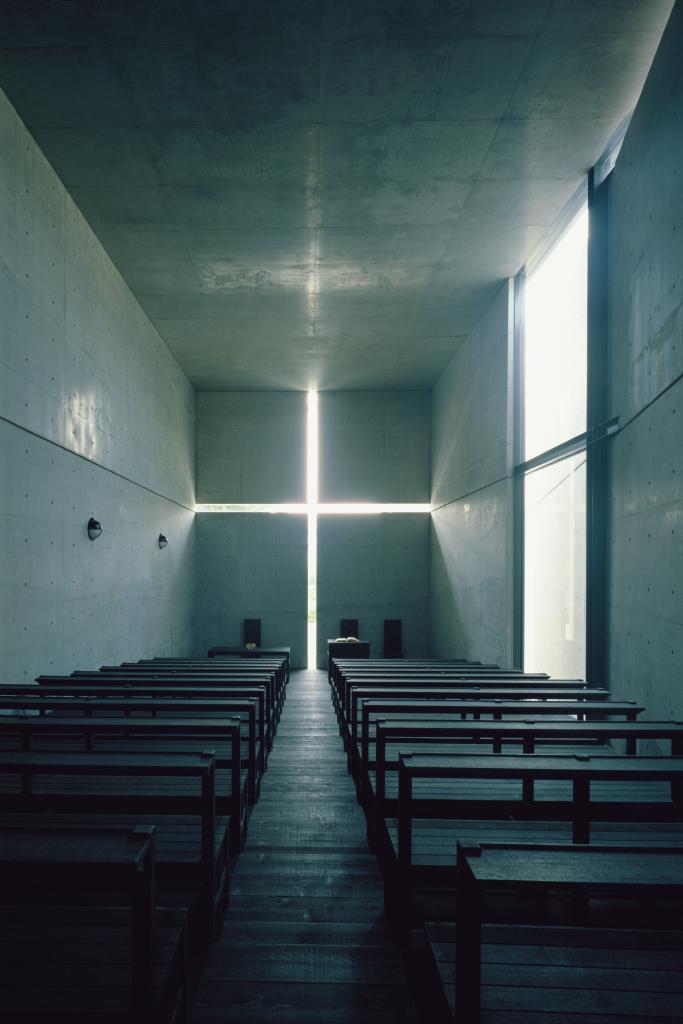 Tadao Ando, Eglise de la lumière
