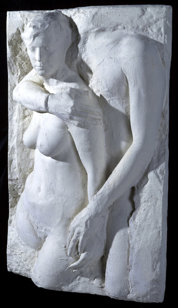 George Segal, The Couple, 1974 - George Segal à la Galerie Daniel Templon