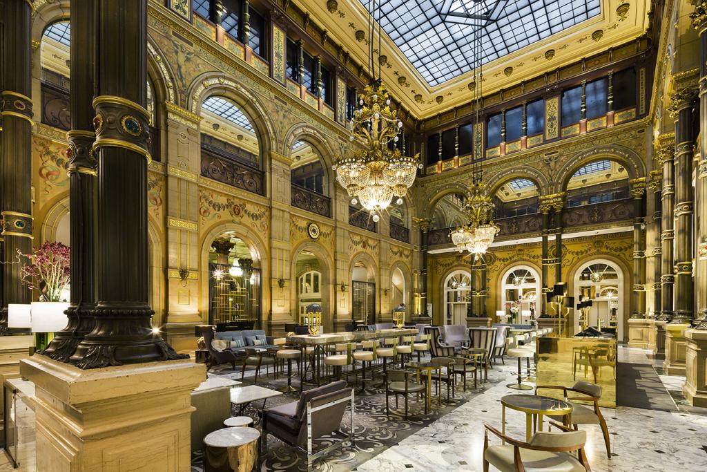 Hilton Paris Opera - Journées Européennes du Patrimoine 2017
