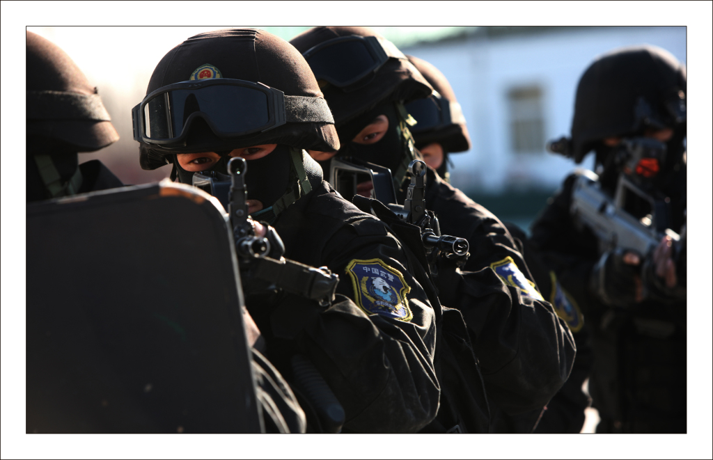 Les gendarmes du Monde