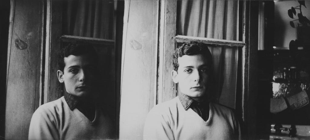 Johan van der Keuken, Portraits de Marin Karmitz, 1956.