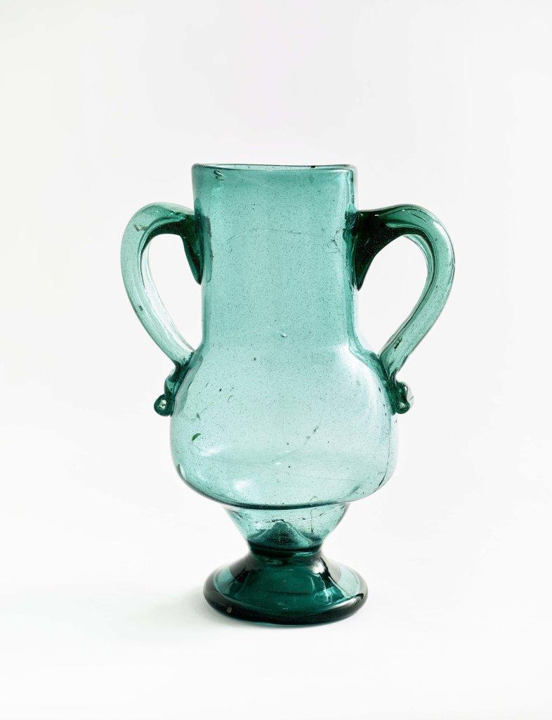 Vase, Andalousie, Espagne, début du 20me siècle ©Musée Matisse, Nice.