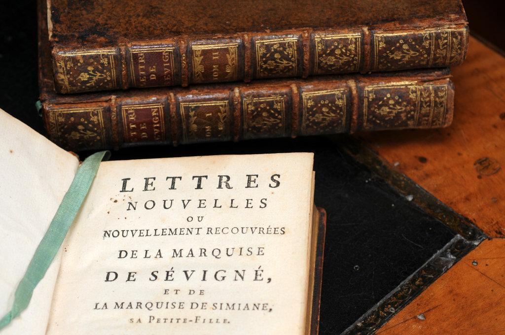 Lettres nouvelles de la marquise de Sévigné - Exposition Madame de Sévigné, épistolière du Grand Siècle au Château de Grignan