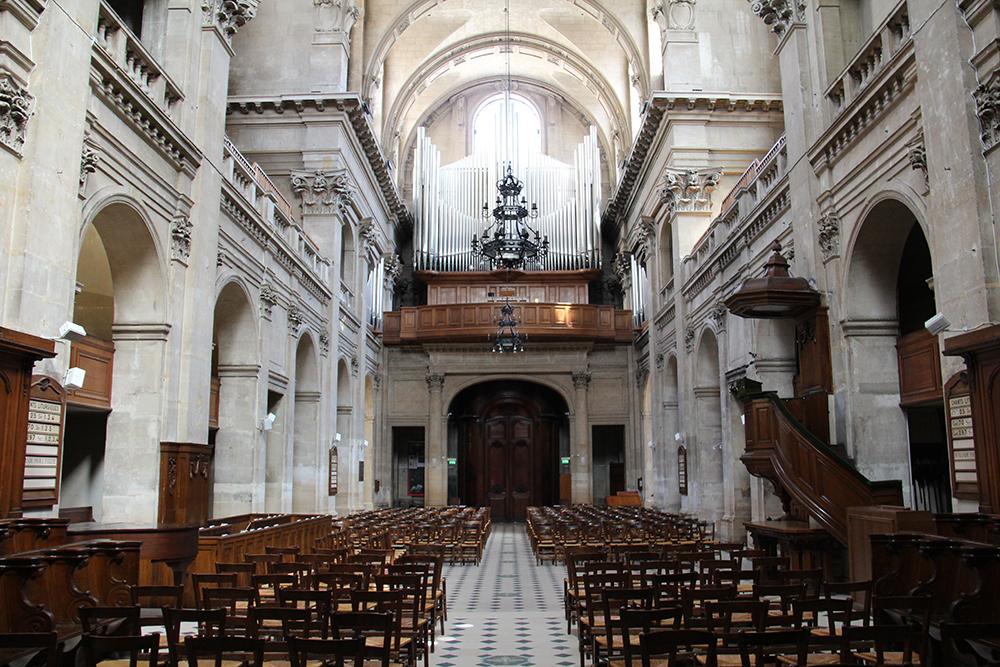 L'Oratoire du Louvre - Journées européennes du patrimoine 2017