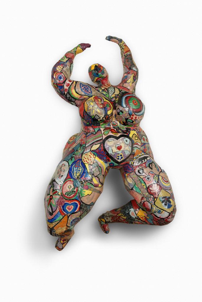 Niki de Saint Phalle, Lili ou Tony, 1965 - Exposition Belles ! Belles ! Belles ! Les femmes de Niki de Saint Phalle à la Galerie Georges-Philippe et Nathalie Vallois