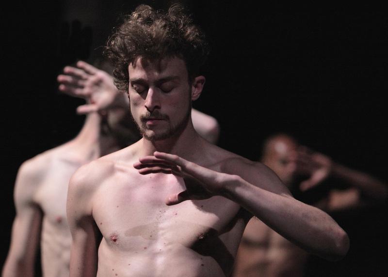 Nuit Blanche, danse, Olivier Dubois, expo in the city