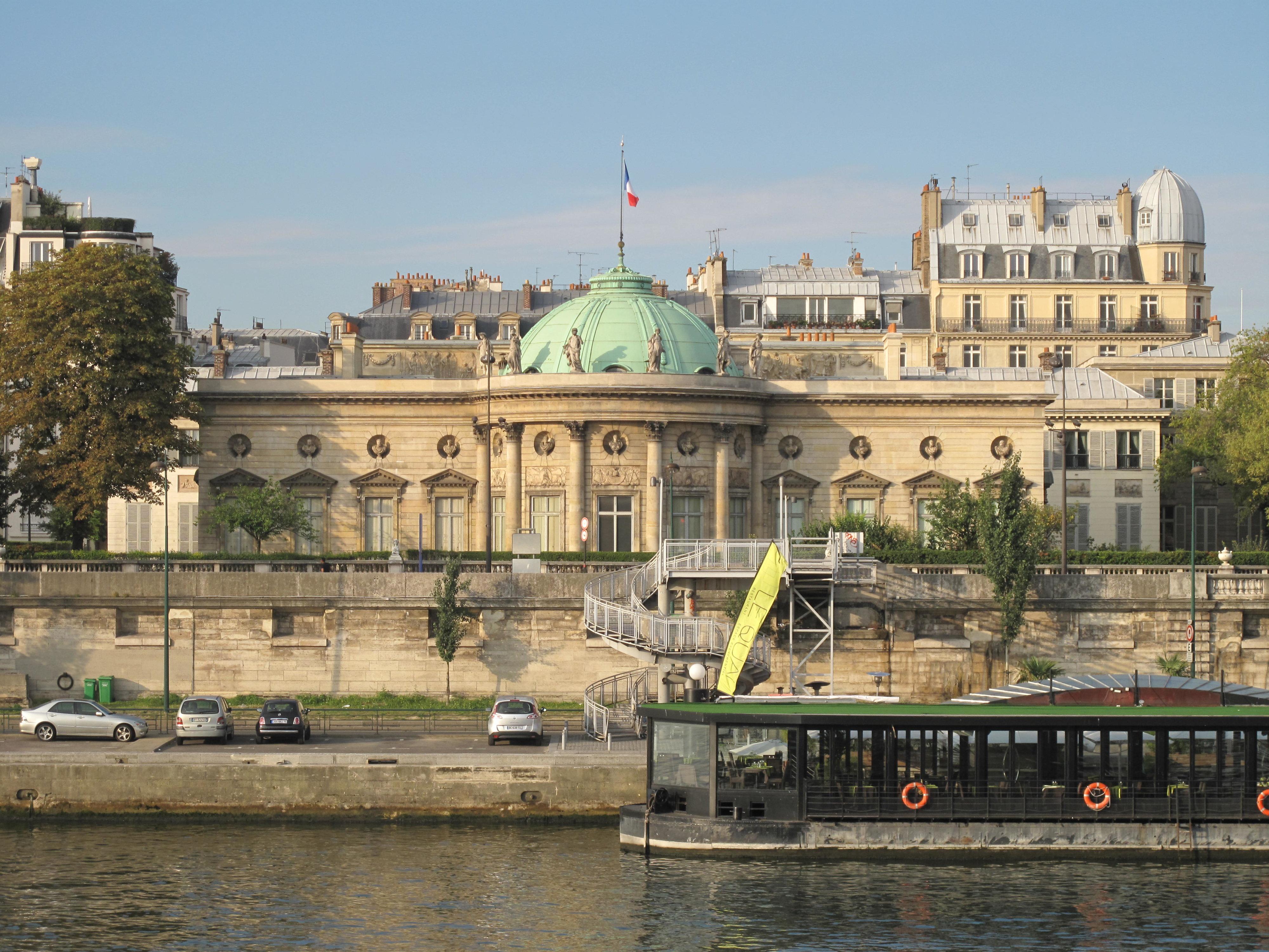 Palais de la Légion d'Honneur - Journées européennes du patrimoine 2017
