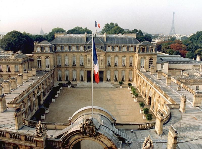 Palais de l'Elysée - Journées européennes du patrimoine 2017