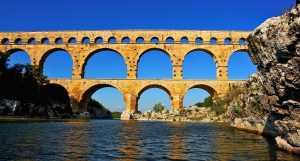 Pont du Gard - Journées Européennes du Patrimoine 2017