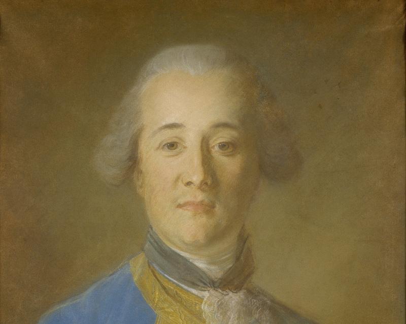 Portrait du chevalier de Camiran