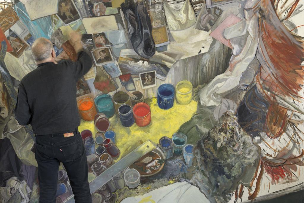 Ra'anan Levy, Eléments essentiels, 2017 - Exposition Ra'anan Levy Vertigo au Musée Maillol de Banyuls-sur-Mer