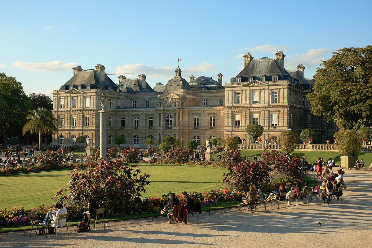 Sénat Palais du Luxembourg - Journées européennes du patrimoine 2017