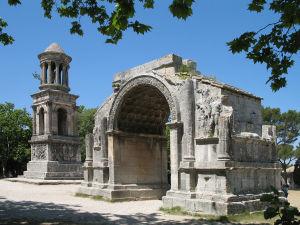 Site archéologique de Glanum - Ruines de Saint-Rémy-de-Provence - Journées Européennes du Patrimoine 2017