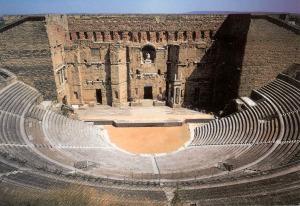 Théâtre antique d'Orange - Journées Européennes du Patrimoine 2017