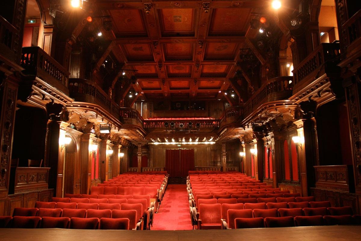 Théâtre Le Ranelagh - Journées européennes du patrimoine 2017