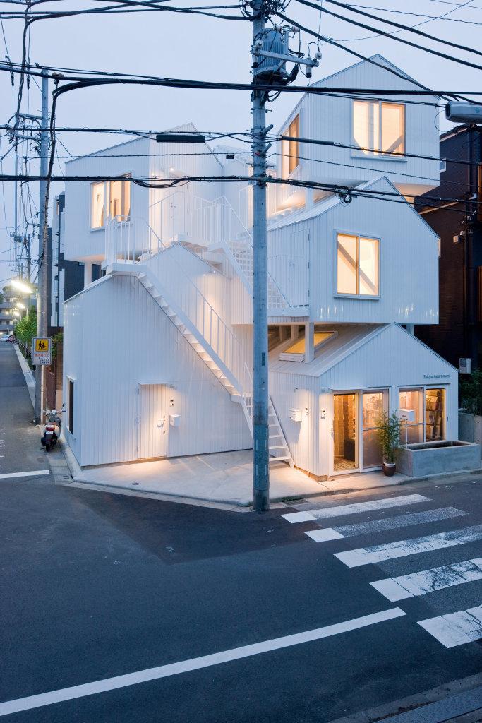 Sou Fujimoto, Tokyo Apartment, Tokyo, Japan, 2012