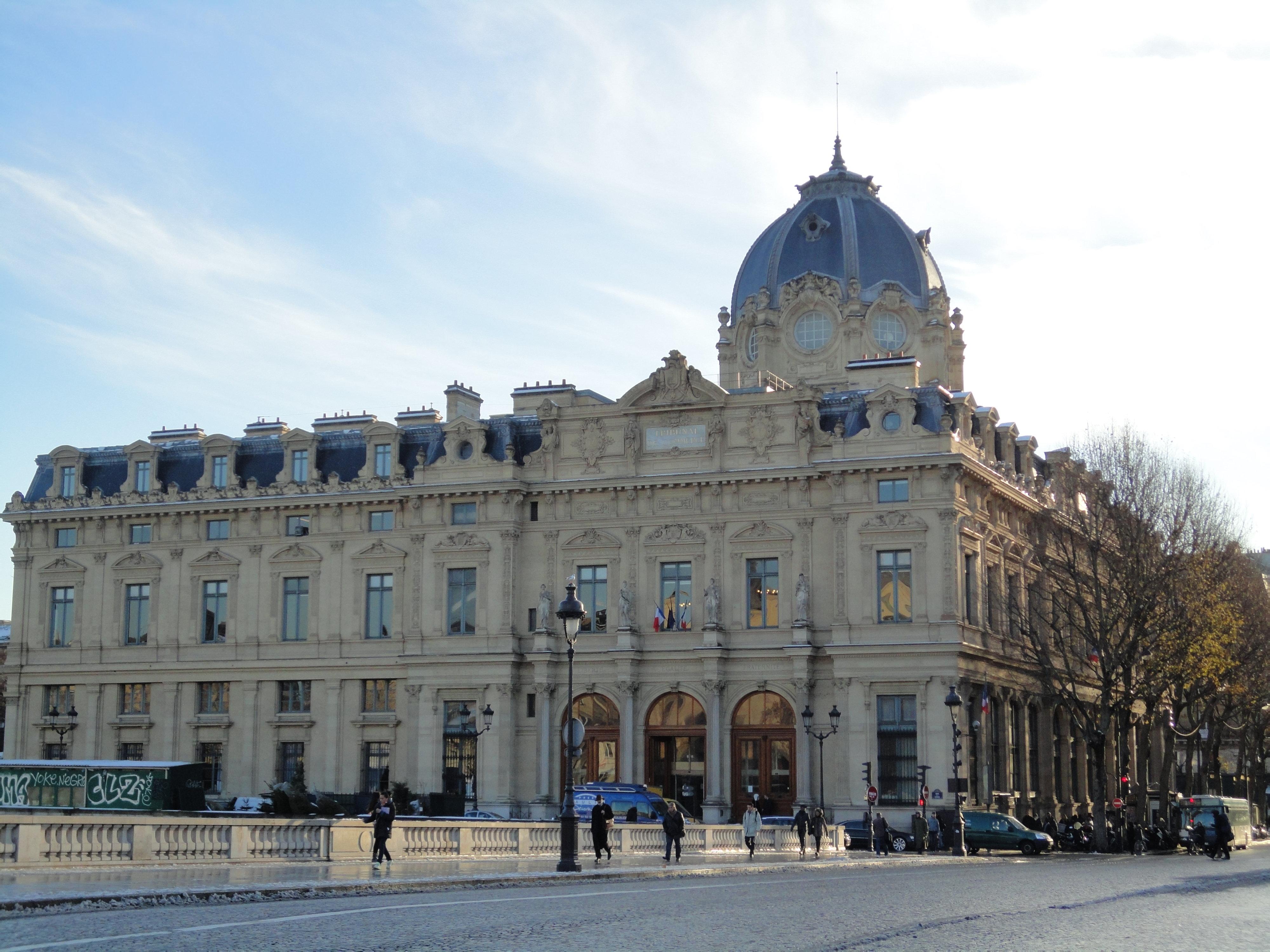 Tribunal de Commerce - Journées européennes du patrimoine 2017